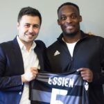 Michael Essien takes up coaching and player role at Sabail FC