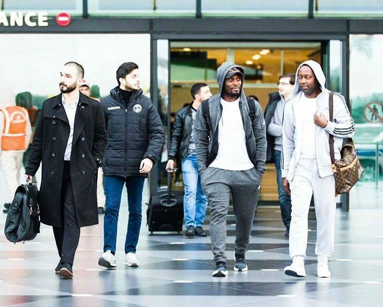 EXCLUSIVE: Ex-Chelsea star Michael Essien lands in Azerbaijan to sign for Sabail FC