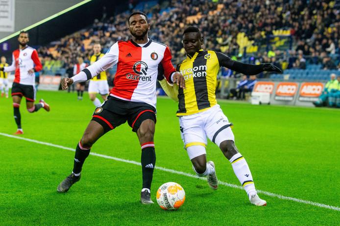 Ghana S Dauda Mohammed Ready To Play Any Position At Vitesse Arnhem Ghana Latest Football News Live Scores Results Ghanasoccernet