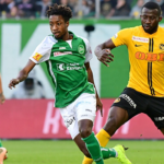 VIDEO: Fit-again Majeed Ashimeru scores for St Gallen in defeat against Young Boys