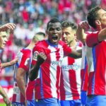 Sporting Gijón chief underlines Isaac Cofie's importance to the club