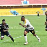 Black Meteors beat Shooting Stars in final preparatory game ahead of Gabon clash