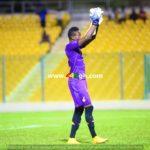 "Kotoko goalkeeper Felix Annan feels ""great"" after making Ghana debut"
