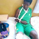 Udinese ace Emmanuel Agyemang-Badu defrays cost of surgery for injured female footballer