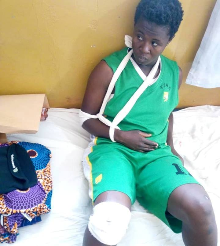 Udinese ace Emmanuel Agyemang-Badu defrays cost of surgery for injured female footballer