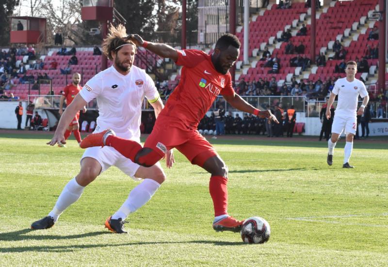 Mahatma Otoo grabs winner for Balikerispor against Adanaspor in Turkey