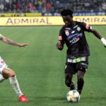 Black Meteors left-back Gideon Mensah wins Man of the Match in Austrian top-flight