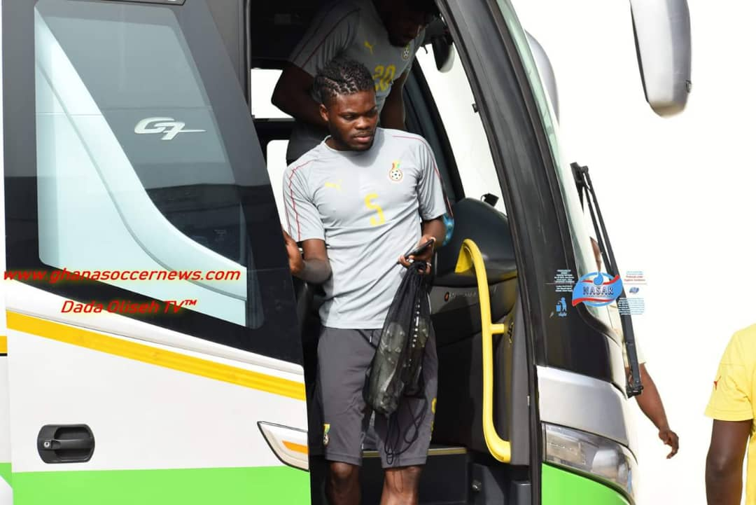 STC comes to the rescue of Black Stars