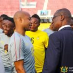 AFCON 2019 qualifiers: Andre Ayew seeks to motivate Black Stars for massive win over Kenya