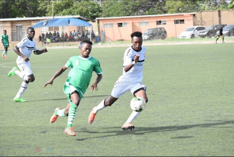 Special Competition: Inter Allies 0-0 Elmina Sharks- Sharks hold Allies to a stalemate