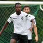 Ghanaian midfielder Joseph Amoah eyes European place finish with Victoria Guimaraes in Portugal