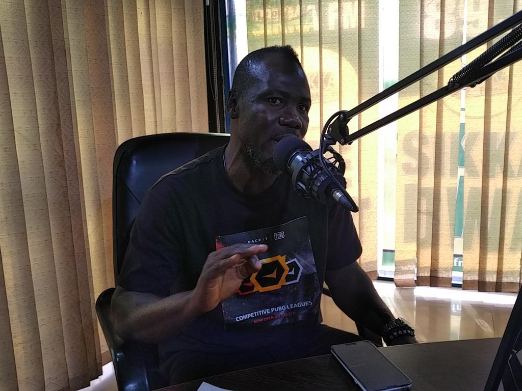 I was told if I kept the band for the toss we will lose the CAF Confederation Cup final- Former Kotoko captain Joe Hendricks