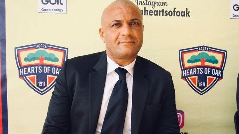 Kotoko's equalizer was offside- Hearts of Oak coach Kim Grant