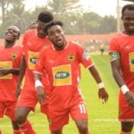 Mubarak Wakaso praises Kotoko's performance in Africa despite CAF CC elimination