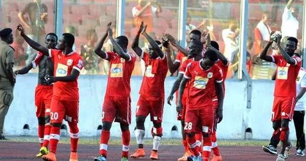 Tier 2 Competition: Asante Kotoko 3-1 Real Tamale United- Porcupine Warriors stroll to last 16