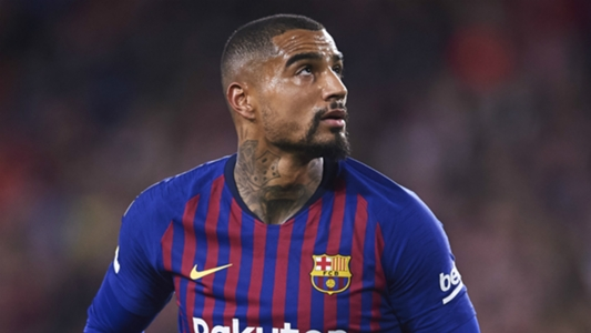 Kevin-Prince Boateng named in Barca Champions League squad against Man United