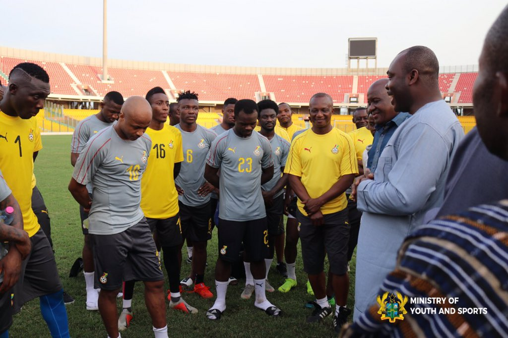 Topping the group showed Ghana is a powerhouse in African football- Kwesi Appiah