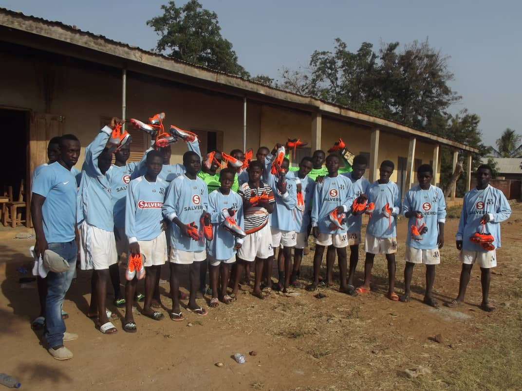 Forsports Foundation holds tourney in Sunyani West District to remind youth about HIV/AIDS