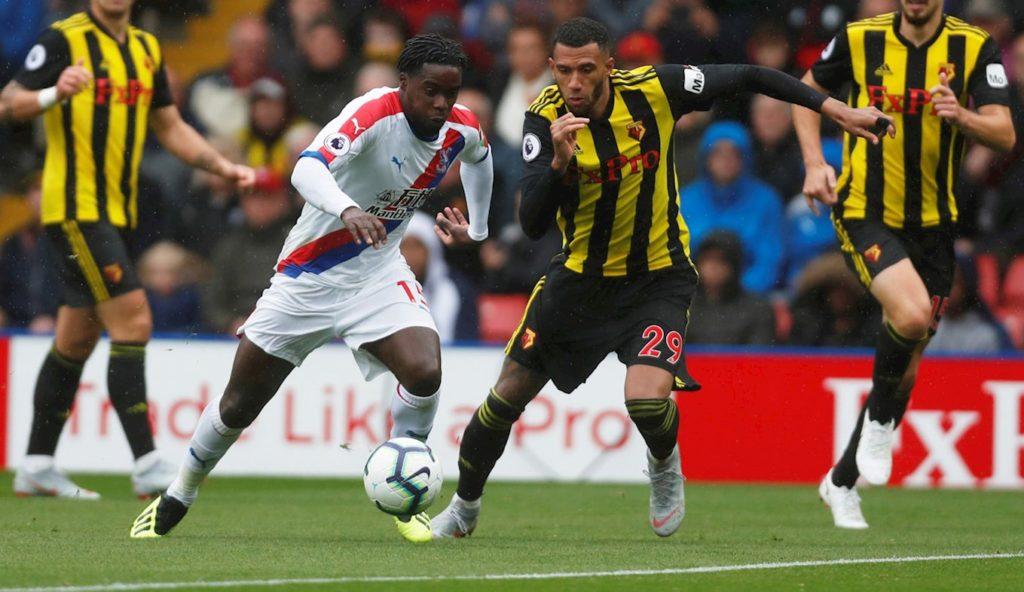 Schlupp and Jordan suffer FA Cup exit after Palace defeat at Watford