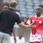 Kenya coach Sebastien Migne unfazed by injury to key striker Michael Olunga