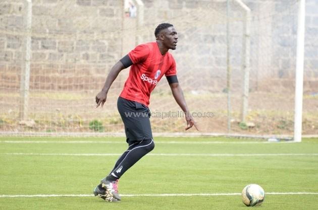2019 AFCON qualifier: Kenya defender Mandela Onyango set to miss Ghana clash