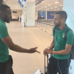 Mauritania land in Accra to face Ghana in Tuesday's friendly