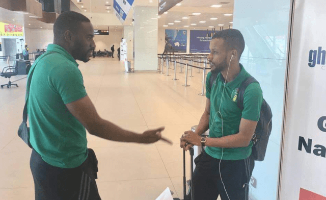 Mauritania land in Accra to face Ghana in Tuesday\'s friendly