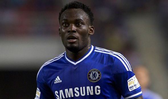 Michael Essien to feature for Chelsea legends against Real Madrid in Spain on June 23