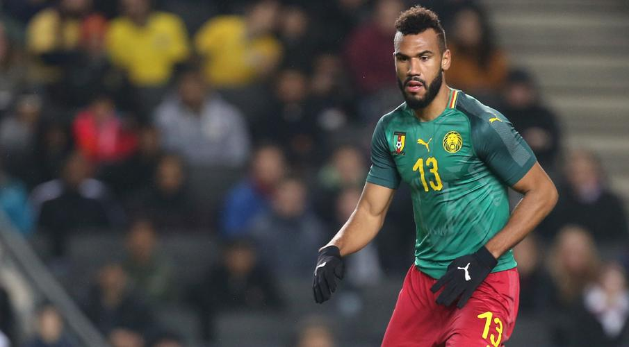 Image result for choupo-moting afcon 2019
