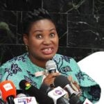 Breaking News: Naa Odofoley Nortey threatens to resign over NC removal claims, Baah Nuako to replace her?
