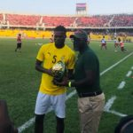 Atletico Madrid star Thomas Partey receives Africa Best XI award