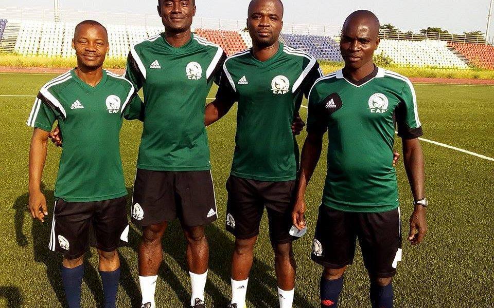 Ivorian referees to handle Ghana-Gabon U-23 AFCON qualifier in Libreville