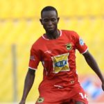 CAF Confederation Cup: Asante Kotoko boosted by return of midfielder Richard Senanu ahead of Zesco trip