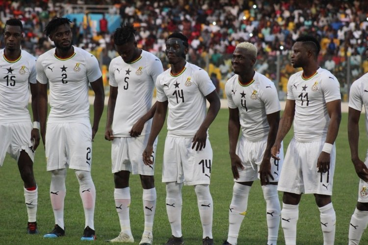 2019 Africa Cup of Nations: Ghana to start pre-tournament training on 1 June