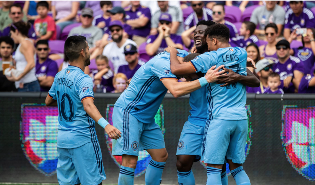 VIDEO: New York City FC ace Ebenezer Ofori delighted to start MLS season with a bang