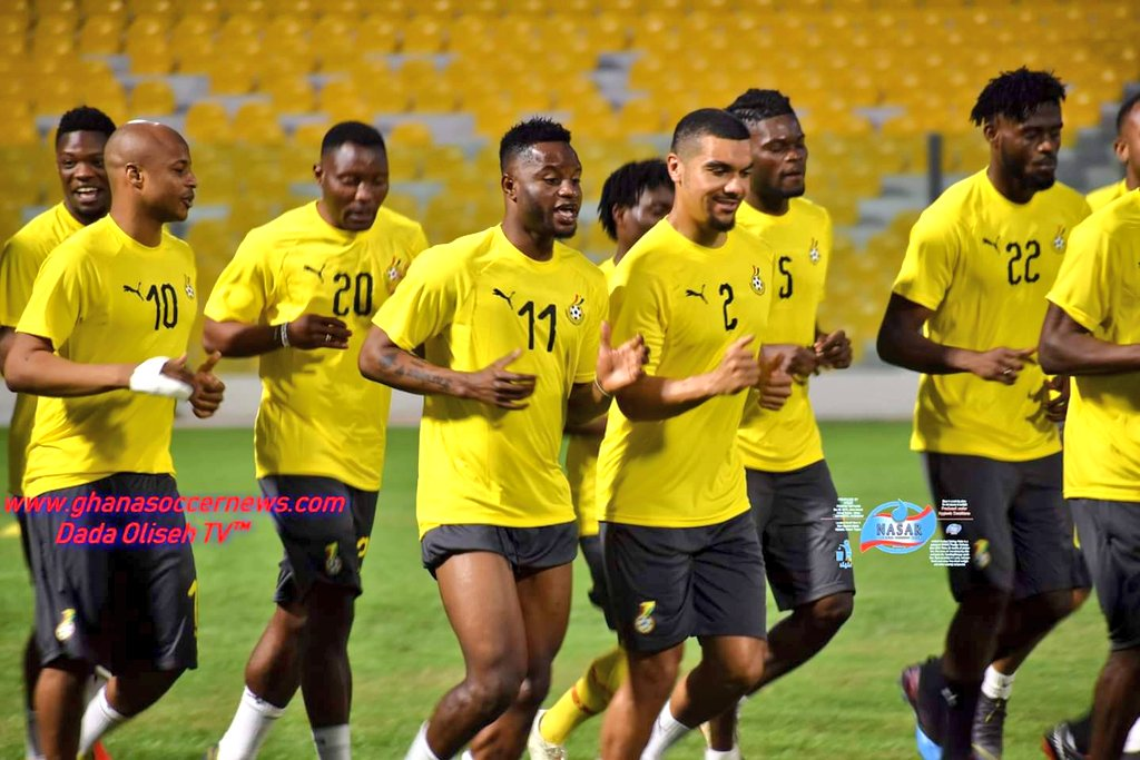Black Stars US$10,000 winning bonus restored ahead of 2019 Africa Cup of Nations