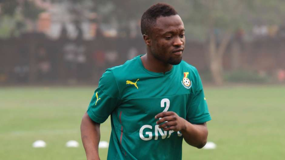 Bernard Tekpertey receives Black Meteors call-up
