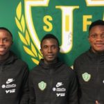 Division One League: Swedish side Jönköpings Södra sign three players from Nkoranza Warriors