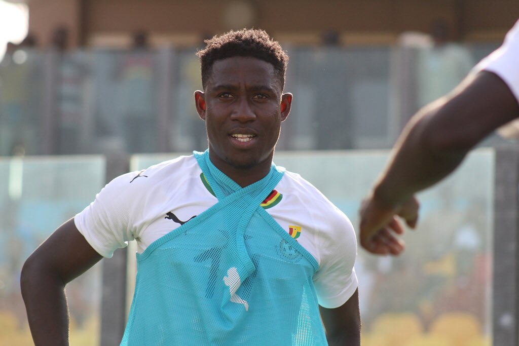 CAF U23 Cup of Nations qualifier: Norway-based Isaac Twum tips Black Meteors to eliminate Algeria