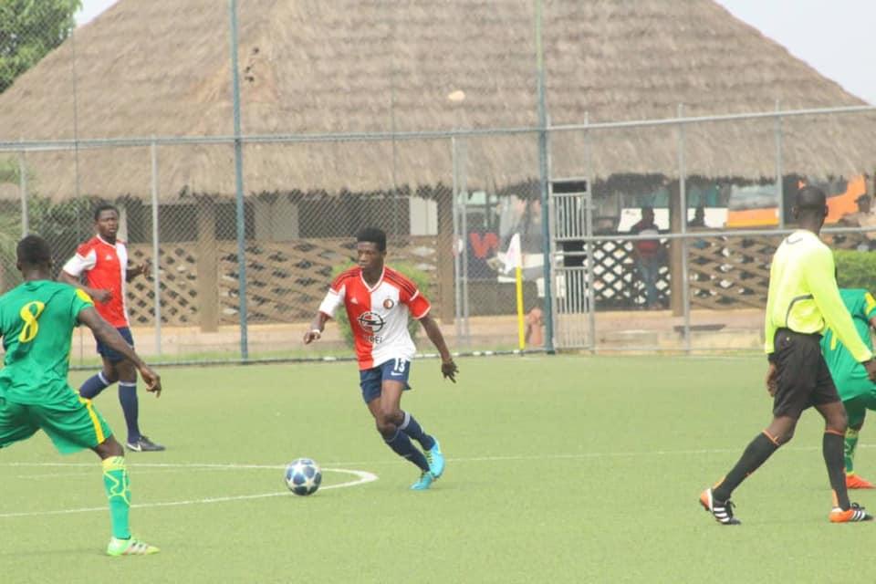VIDEO: Watch how WAFA crushed Pure Joy FC 4-0 in a friendly