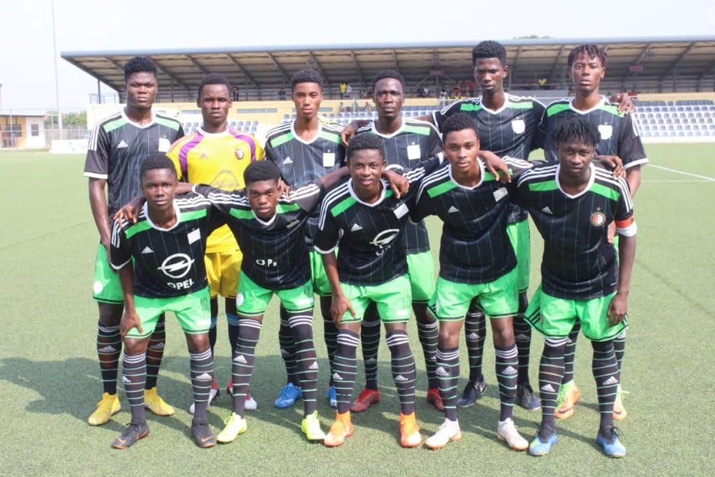 Special Competition: WAFA 3-1 Liberty Professionals- Academy Boys stroll to comfortable win