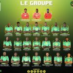 Mauritania name 24-man squad to face Ghana in friendly at Accra Sports Stadium