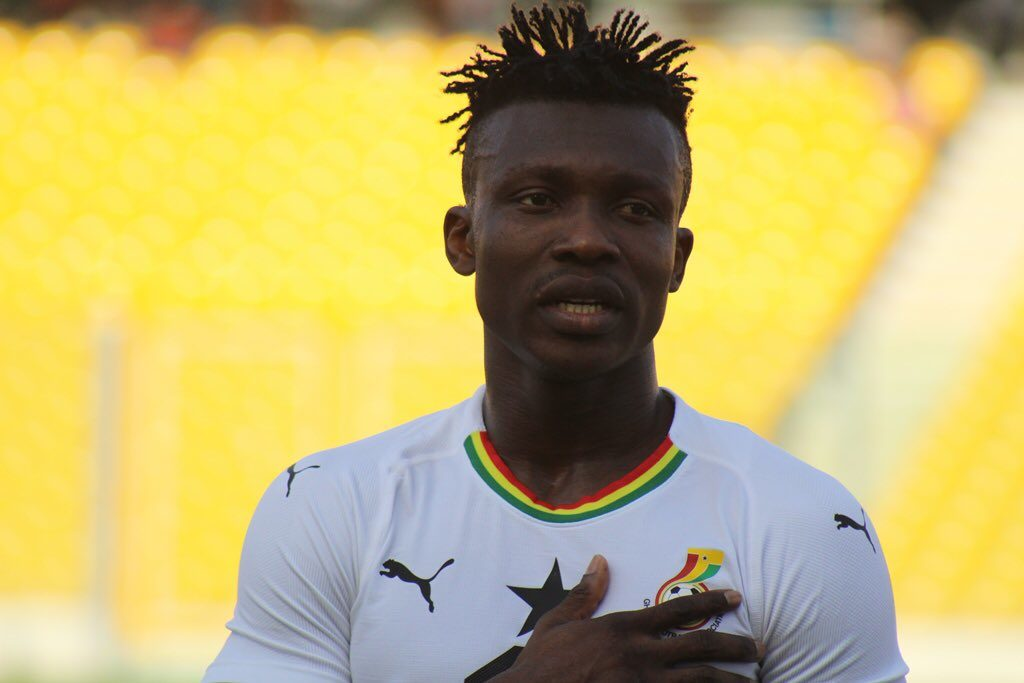 2019 Africa Cup of Nations: Defender Joseph Aidoo gets first start against Guinea-Bissau
