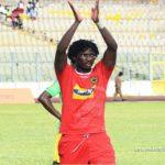 Asante Kotoko star Sogne Yacouba set for European move