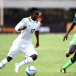 Black Meteors forward Yaw Yeboah confident of victory over Gabon in AFCON U-23 qualifier
