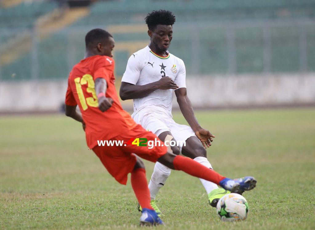Ghana U23 defender Gideon Mensah eyes Gabon scalp in 2020 summer Olympics qualifier