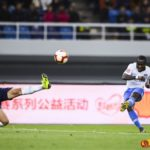 Frank Acheampong bags NINTH league as Tianjin Teda dispatch Shanghai Shenua in CSL