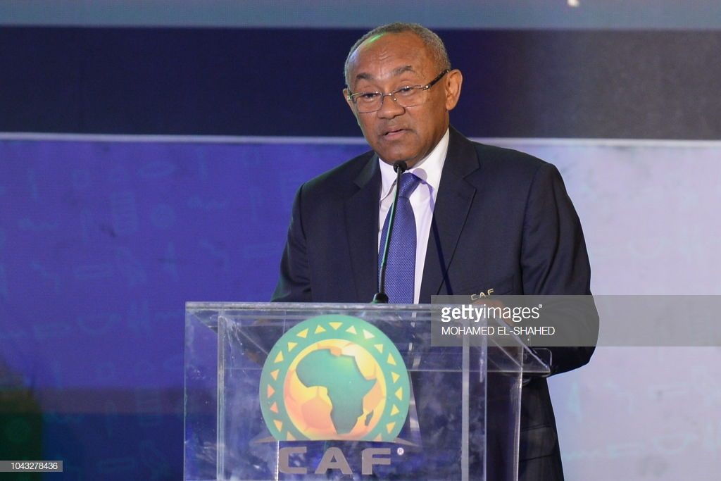 CAF President Ahmad NOT denied US visa for Fifa meetings