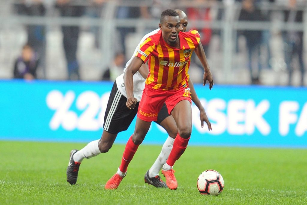 EXCLUSIVE: FC Köln interested in signing Ghana midfielder Bernard Mensah