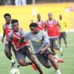 AFCON 2019 qualifier: Black Stars have full house for training ahead of final training